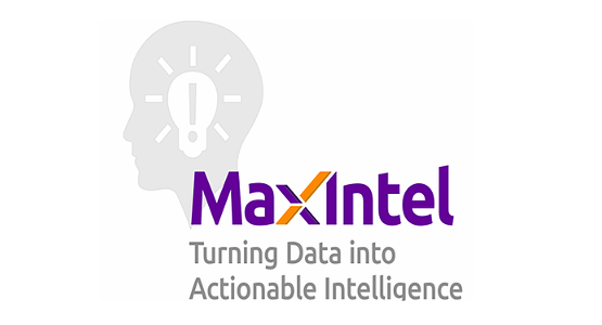 MaxIntel Medical Practice Analytics from VedaMed logo
