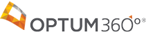 Optum 360 logo - VedaMed Medical Billing partner