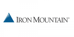 Iron Mountain hosting partner logo